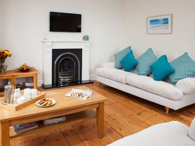 Photo for Coastguard House  St Ives - Views - Parking for 2 Cars - Sleeps 8