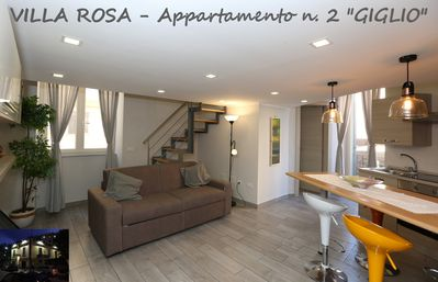 "Photo for VILLA ROSA - Apartment n. 2 ""GIGLIO"" (4 beds):"