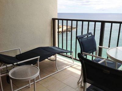 Photo for GREAT A#1 PRINCESS BEACH CONDO*AMAZING OCEAN/SUNSET VIEW*No Ka Oi*FREE PKG/WiFi