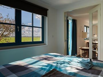 Private apartment in rural Waterland with magnificent views, 10 min to Amsterdam