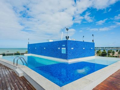 Photo for TAMBAU SEASIDE APARTMENTS - WITH SWIMMING POOL, WIFI AND BREAKFAST OPTION