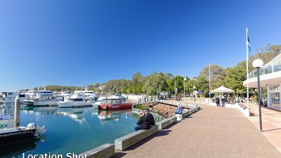 Photo for Bellevue, 4/4 Donald Street - air conditioned apartment in the heart of Nelson Bay