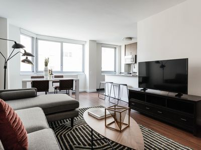 1br Apartment Vacation Rental In New York City 2495303 Agreatertown