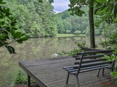 Photo for Lake Hideaway - Private Dock