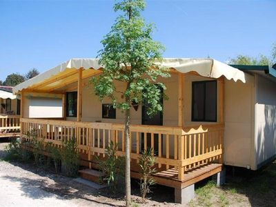 Photo for Chalet - Viareggio,Tuscany at sea, 6 persons Chalet for rent with Aircon and TV