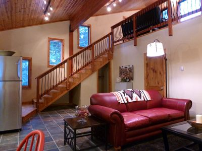 Photo for Luxury Loft - Your Secluded Forest Retreat Awaits!