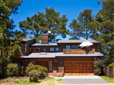 Photo for Beautiful Custom Home Nestled in the Pines of Cambria
