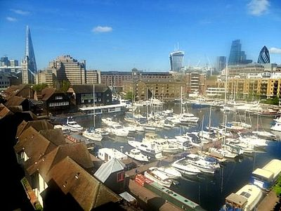 Photo for Good Value Holiday flat St. Katharine Marina Near Tower Bridge 25yrs experience