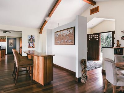 Photo for Luxury Villa Amazing Mountain Views, Private Pool & Jungle Trails to the River
