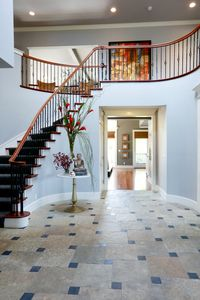Main Foyer and staircase