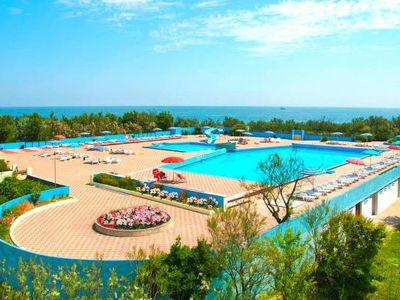 Photo for Mobile Homes Rosapineta, Rosolina Mare  in Venetische Adria - 6 persons, 3 bedrooms