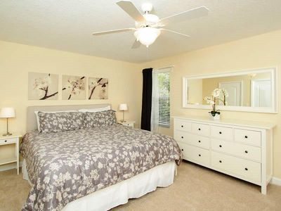 Photo for Paradise Palms Resort - 6BD / 5BA Pool Home Near Disney - Sleeps 12 - Gold - RPP659, Accommodation for 12 people