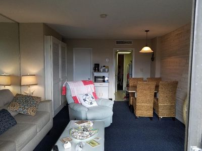 Photo for Ocean View Condo Sleeps 4 Adults, 2 Kids
