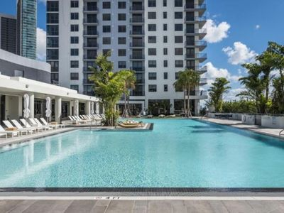 Photo for Downtown Miami 2 Bedroom Across from American Airlines Arena
