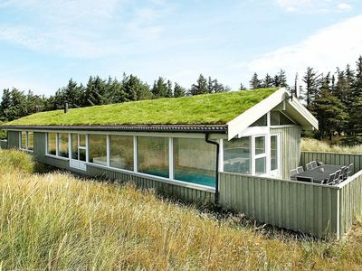Photo for Rustic Holiday Home in Løkken with Swimming Pool