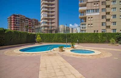 Photo for EUROPA, apartment in Calp, 100 m from the Arenal-Bol beach