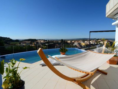 Photo for l'ESCALA EXCLUSIVE VILLA SEAVIEW FROM POOL CLOSE BEACHES AND CENTER FREE WIFI