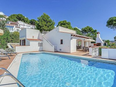 Photo for 3 bedroom Villa, sleeps 7 in Torre Soli Nou with Pool, Air Con and WiFi