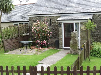 Photo for Character Cottage in peaceful Countryside setting in the heart of Cornwall