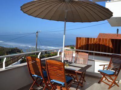 Photo for COMFORTABLE HOUSE, SITUATED BEAUTIFULLY, DIRECTLY BY THE SEA, GREAT VIEW