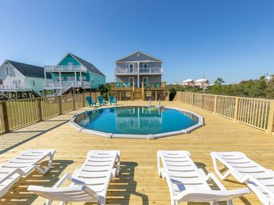 $1500 a month Snowbird rate! Beautifully Remolded 3br/3ba near the Beachouse!