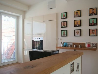 Photo for Independent Modern Proche Menton with Great View