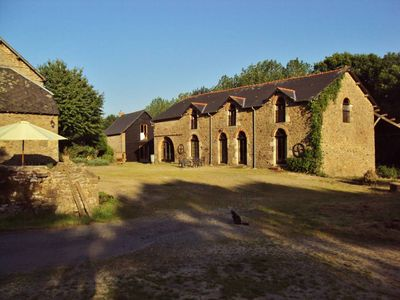 Photo for Old farmhouse renovated with large park