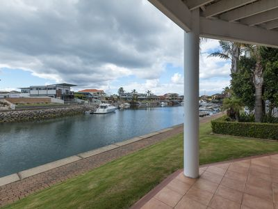 Photo for Waterfront spacious Marina Apartment in the centre of Lincoln Cove Marina