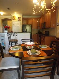 Photo for FAMILY FRIENDLY TOWNHOUSE IN  REUNION RESORT  5 MINUTES TO DISNEY