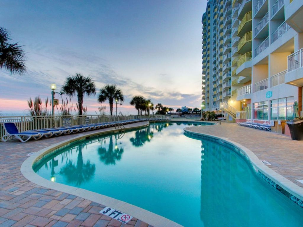 Baywatch Oceanfront 2 Bedroom Corner Condo Vrbo