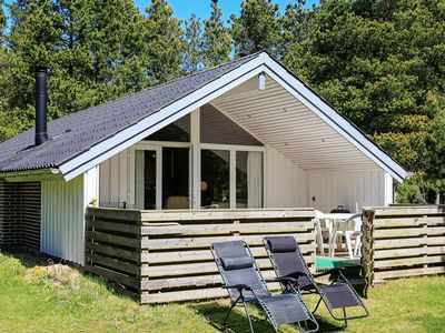 Photo for Peaceful Holiday Home in Blåvand Near Sea