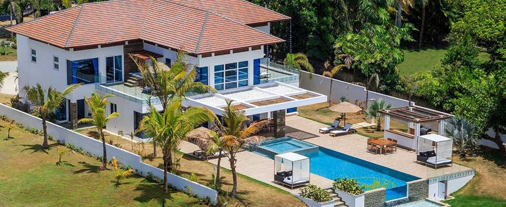 Vip Luxury All Inclusive 6 Bedroom Villa W Private Pool Special Discount Now Puerto Plata