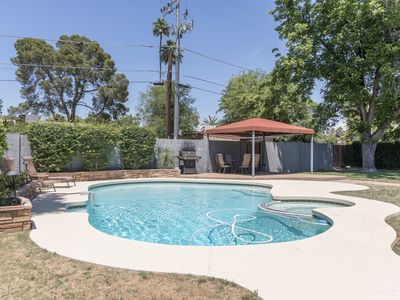 Photo for Cool East Camelback Oasis w/sparkling pool!