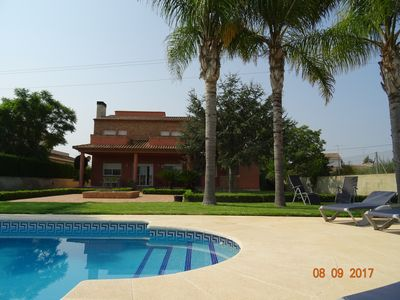 Photo for 4BR Chalet Vacation Rental in L'Eliana, Comunidad Valenciana