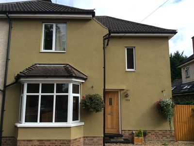 Photo for Modern and comfortable 3 bedroomed house near Hospital