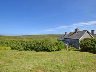 Coastguard Cottage, Porthgwarra -