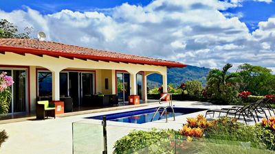 Photo for Mountaintop Views, Serenity & Privacy Near Atenas, Close to Pacific Beaches!