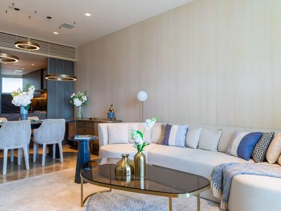 Photo for Stylishly Sleek Luxury at FIVE Palm Jumeirah