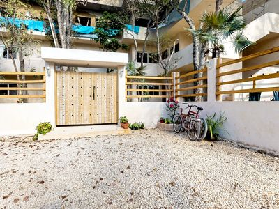Photo for NEW LISTING! Five studios w/ garden views & plunge pool in a quiet, private area