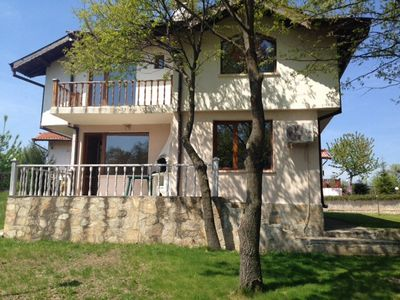 Photo for Charming house on the coast of the Black Sea with swimming pool available