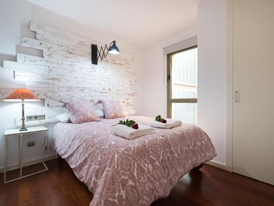 Photo for Holiday apartment Barcelona for 2 - 8 persons with 3 bedrooms - Holiday apartment