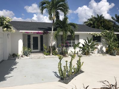 Photo for Modern Updated 3/3 Pool Home. 2 Miles to the Beach!!!!