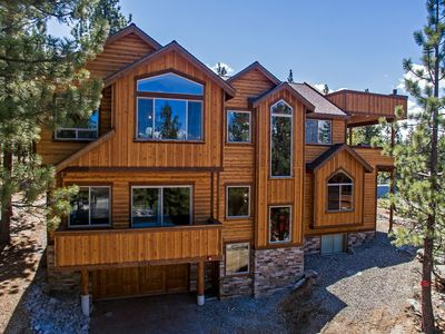 Photo for 7 bedroom Lakeview Luxury Estate w/Rooftop deck, Disc Apr.May