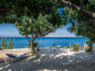 Photo for 2 annexed  houses -Private place to swim-large terrace- Unlimited view