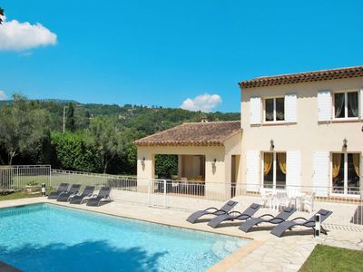 Photo for Vacation home Ferienhaus mit Pool (CDG130) in Chateauneuf de Grasse - 8 persons, 4 bedrooms