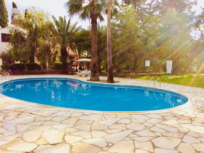 Photo for Large Detached Villa With Communal Swimming Pool  FREE WIFI / UKTV channels.