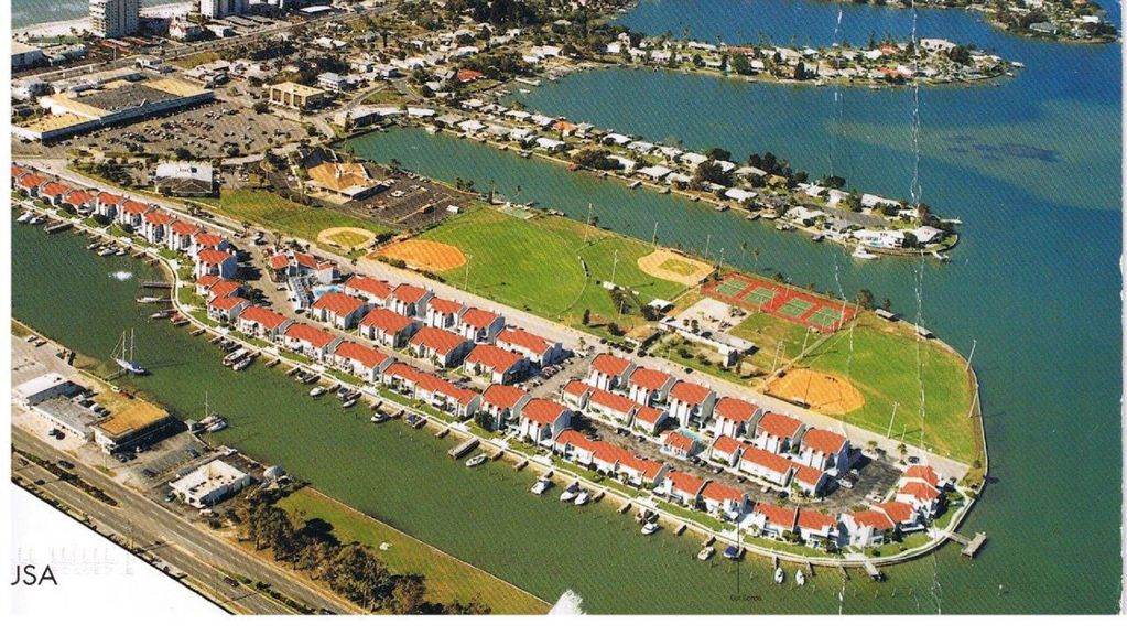 Fabulous Three Bedroom Waterfront Condo In Madeira Beach Yacht Club