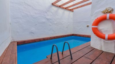 Photo for Charming holiday home with lovely decor between Marbella and Gibraltar