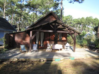 Photo for Chalet for 2-4-6 personnesentièrement renovated in 2016, in a heavenly place