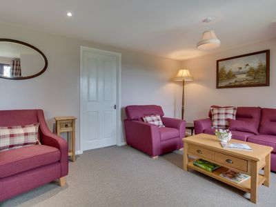 Photo for Meadow View - Two Bedroom Apartment, Sleeps 3
